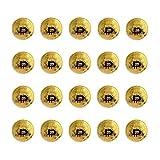 フェリモア 仮想通貨 レプリカコイン ビットコイン Bitcoin イメージ メダル 景品 20枚
