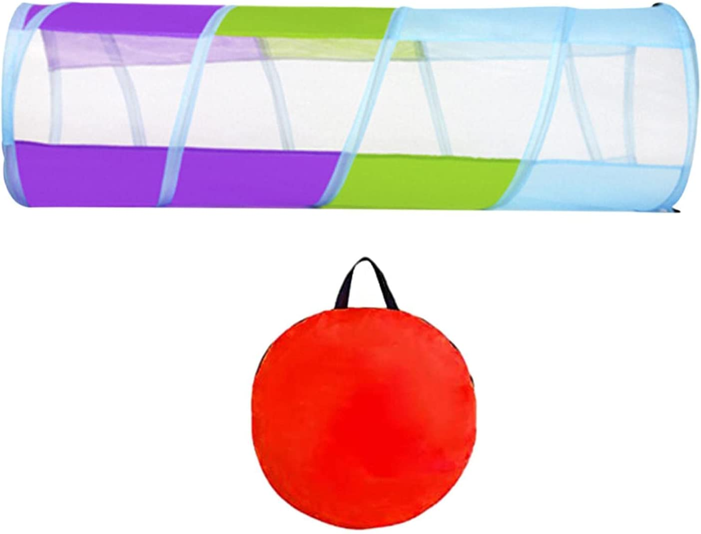 Overseas parallel import regular item ADJ Toddlers Tunnel Import for Kids Pop T Through Baby Up Crawl