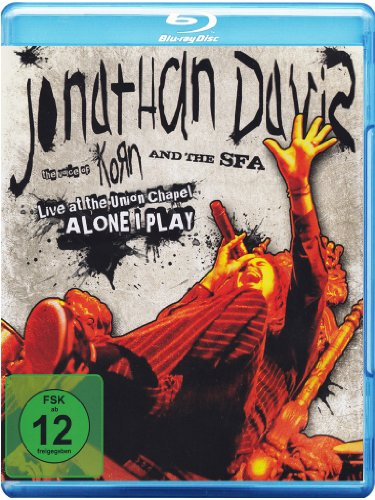 Jonathan Davis And The SFA - Live At The Union Chapel [Blu-ray]