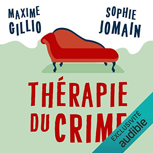 Thérapie du crime cover art