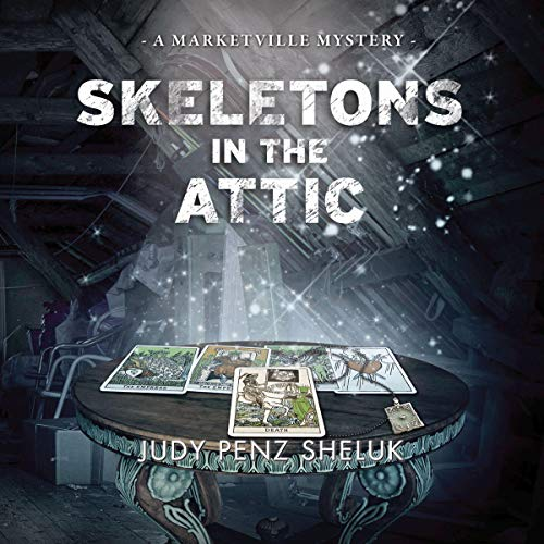Skeletons in the Attic audiobook cover art