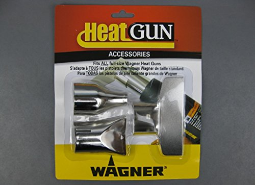 Wagner 0503148 or 503148 or 30010 or 30010A Heat Gun Nozzle Accessory Kit