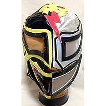ザ・コブラ&スーパー・ストロング・マシン セミプロマスク メキシコ製 プロレス ルチャリブレ [並行輸入品]