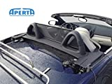 Aperta Wind Deflector fits Mercedes-Benz SLK R171   Black Tailor Made Windblocker   Draft-Stop Wind Stop Mercedes-Benz Convertible