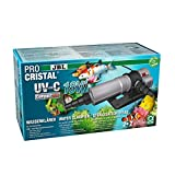 JBL PROCRISTAL UV-C Compact Plus - Purificador de Agua (18 W, Cable de 5 m)