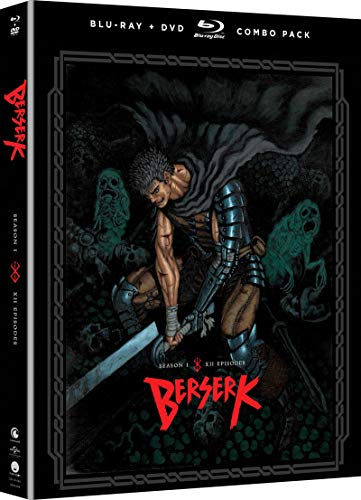 Price comparison product image BERSERK: SEASON ONE-BERSERK: SEASON ONE