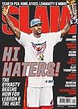 SLAM Basketball Magazine (August 2012) LeBron James - HI Haters!