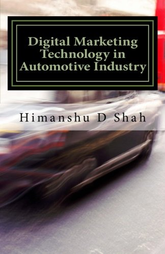 Digital Marketing Technology in Automotive Industry