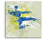 Paul Sinus Art Karate II 60x60cm SPORTBILDER Splash Art