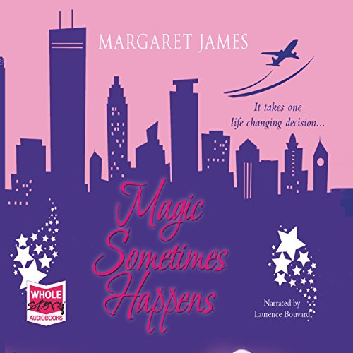 Magic Sometimes Happens audiobook cover art
