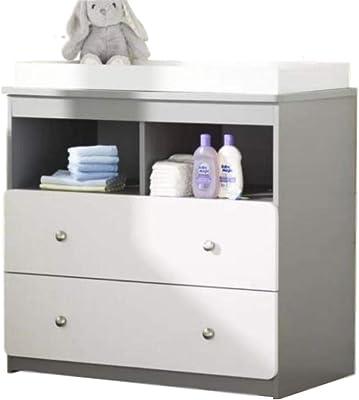 Amazon.com: East Coast Clara Dresser: Baby