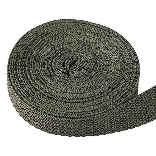 SIYANO 2x5 M lazo de jardín DIY costura perro mascota collar mochila correa, cinturones soporte de planta enrollado injerto 10m 5m enderezar suministros