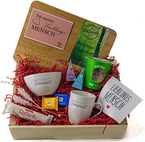 MimiAisa 13-teiliges Geschenkset - Geschenkset für den Lieblingsmensch in weißer Farbe