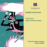 Gilbert & Sullivan: the Sorcer