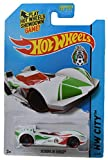 Hot Wheels City Series Scoopa Di Fuego 16/250, White