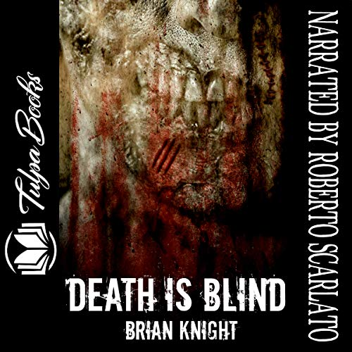Death Is Blind audiobook cover art