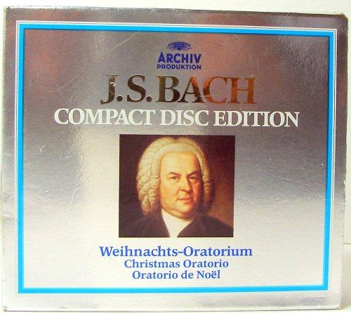 Bach Jean Sebastien -K Richter-Oratorio de Noël