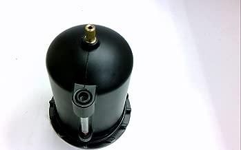 WATTS FLUIDAIR BK605WB, ZINC BOWL W/ST GLASS BK605WB