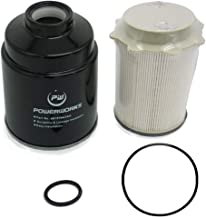 Diesel Fuel Filter Kit For Dodge Ram 6.7L 2013-2017 2500 3500 4500 5500 Cummins