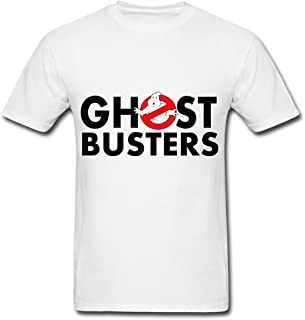 Male A Ghost Busters logo 2016 T shirts