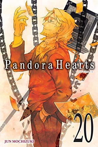 PandoraHearts Vol. 20 (English Edition)