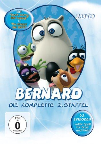 Bernard - Die komplette 2. Staffel (Eps. 53 - 104) [2 DVDs]