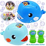 Best Bubble Machine For Kids - JOYIN 2 Bubble Machines Whale Bubble Maker Automatic Review