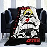 GekhHaon My Hero Academia-Himiko Toga Soft and Warm Throw Blanket Digital Printed Ultra-Soft Micro Fleece Blanket Plush Bed Couch 80'x60'