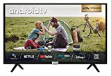 iFFALCON 32F510 Fernseher 32 Zoll (80cm) Smart TV (HDR, Triple Tuner, Micro Dimming, Android TV,...
