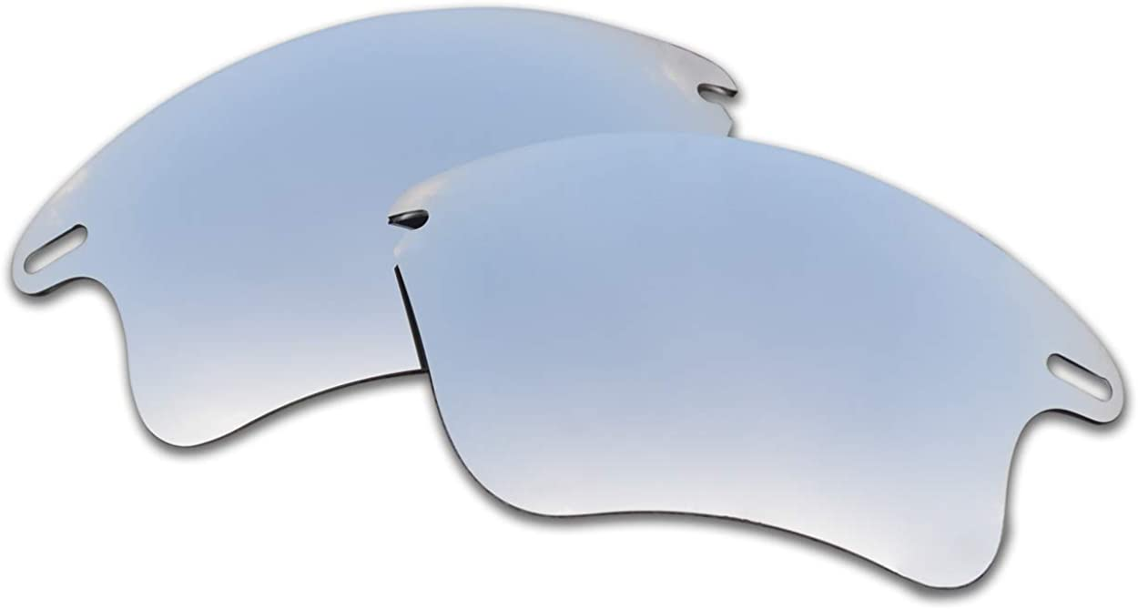 SOODASE For Oakley Fast Jacket Limited time Free shipping sale Sunglasses Polarized XL Replaceme