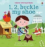1, 2, Buckle my Shoe (Little Board Books)