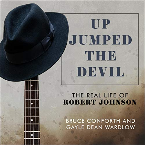 Up Jumped the Devil Audiobook By Bruce Conforth,                                                                                        Gayle Dean Wardlow cover art