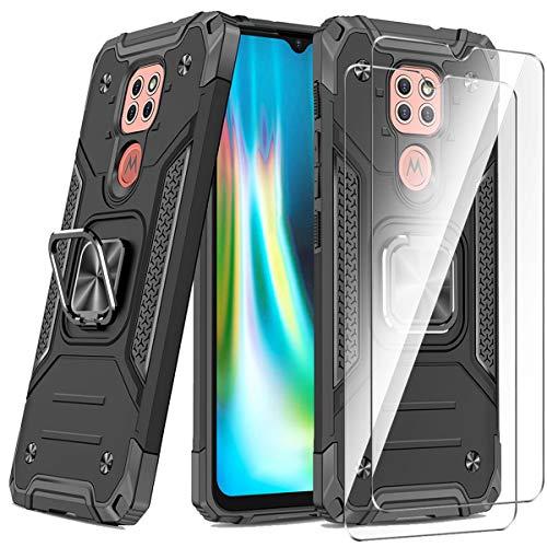 Motorola E7 Plus Funda Silicona Marca WLSM