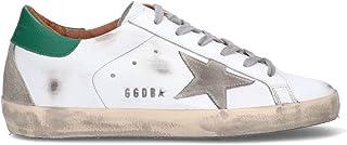 Golden Goose Mode De Luxe Femme GWF00102F00218010802 Blanc Cuir Baskets | Saison Permanent