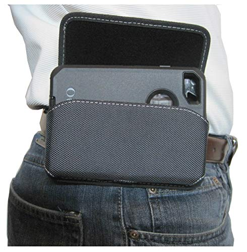 Mgbca Nylon Cell Phone Pouch for iP…