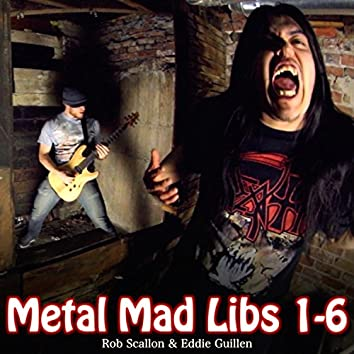 Metal Mad Libs 1-6