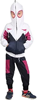 Tsyllyp Kids Boys Girls Halloween Costume Cosplay Pants Set Novelty Creative Outfit Suit