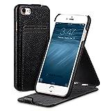 Apple Iphone 7 Melkco JACKAはプレミアムレザー手作り良い保護、プレミアムフィールブラックLCと種類のプレミアムレザーケーススタンド
