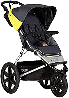 mountain buggy running pram
