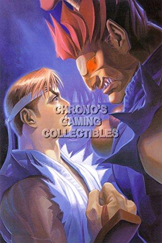 PrimePoster - Street Fighter Alpha 2 Poster Glossy Finish Made in USA - YSTR007 (24' x 36' (61cm x 91.5cm))