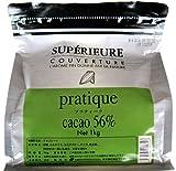 大東カカオ スペリオール プラティーク 1kg (カカオ分56%)