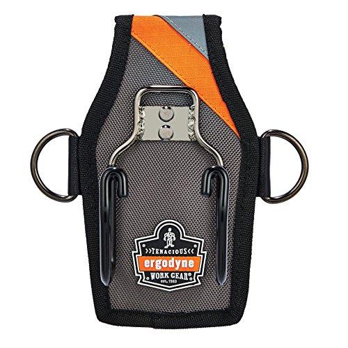 Ergodyne Arsenal 5562 Hammer Holster For Work Belt, Gray
