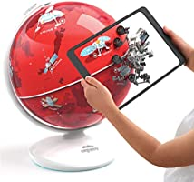 Orboot Mars by PlayShifu (App Based) - Interactive AR Globe for Planet Mars Research, Space Adventure Educational Toy...