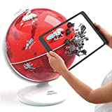 Orboot Mars is the first-ever interactive Mars globe that is powered by Augmented Reality for children to explore the red planet and the solar system in a fun adventurous way Scan the globe to discover detailed information about many Mars missions an...
