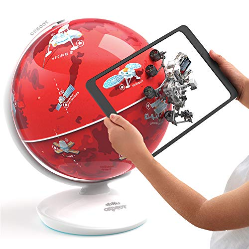 Orboot Mars by PlayShifu (App Based) - Interactive AR Globe for Planet Mars...