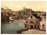 Photo Michaelsberg Bamberg Bavaria A4 10x8 Poster Print
