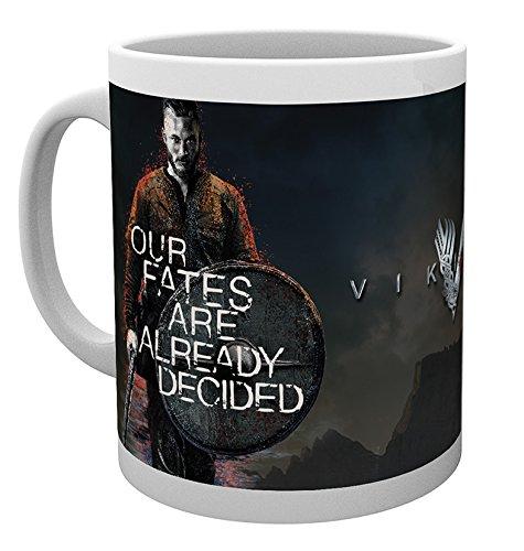 GB Eye LTD, Vikings, Fate, Taza