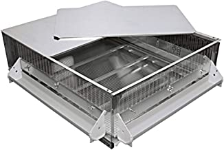 Heated Box Poultry Brooder - Thermostatically Regulated