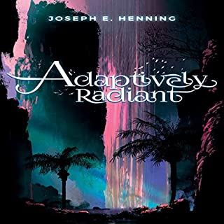 Adaptively Radiant audiobook cover art