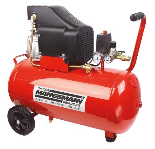 Mannesmann Kompressor mit Öl, 50 L, M12975
